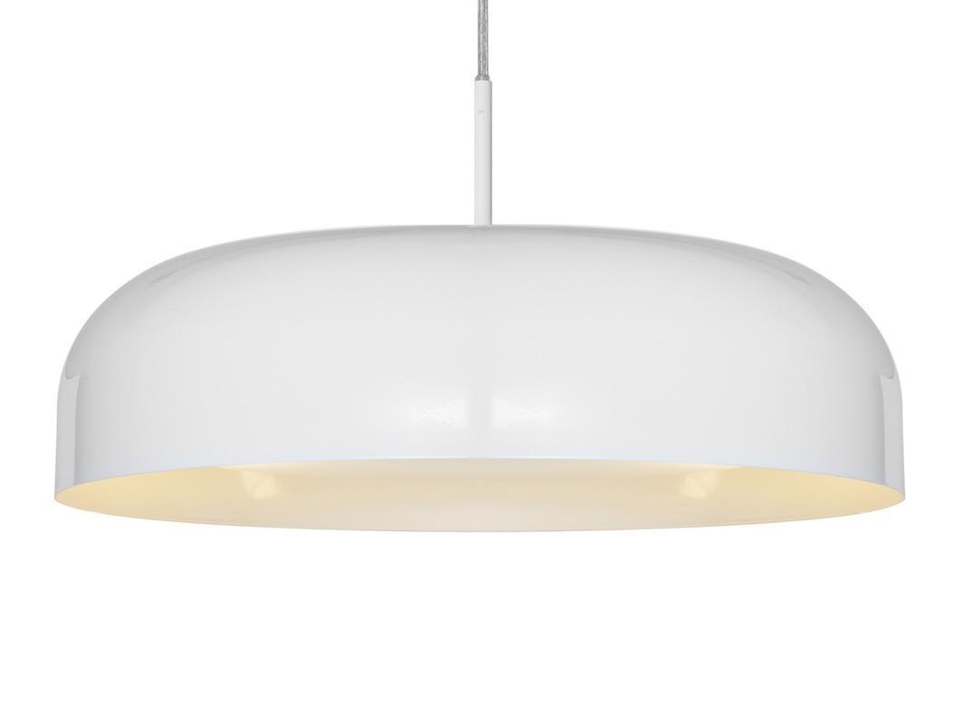Závěsná lampa OW L - bílá