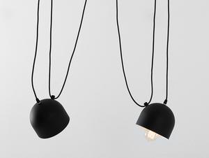 Závěsná lampa POPO 2 - černá small 3