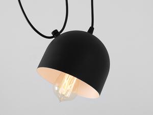 Závěsná lampa POPO 2 - černá small 4