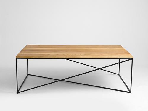 Konferenční stolek MEMO SOLID WOOD 140