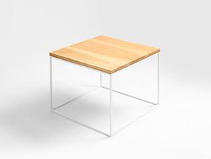 Konferenční stolek TENSIO SOLID WOOD 50 small 2