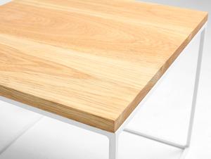 Konferenční stolek TENSIO SOLID WOOD 50 small 4