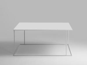 Konferenční stolek WALT METAL 100x100 small 3