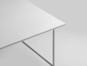 Konferenční stolek WALT METAL 100x100 small 4