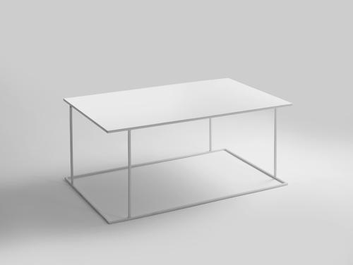 Konferenční stolek WALT METAL 100x60