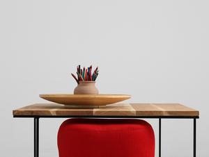 WALT SOLID WOOD 80 konferenční stolek small 1