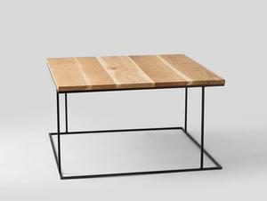 WALT SOLID WOOD 80 konferenční stolek small 3
