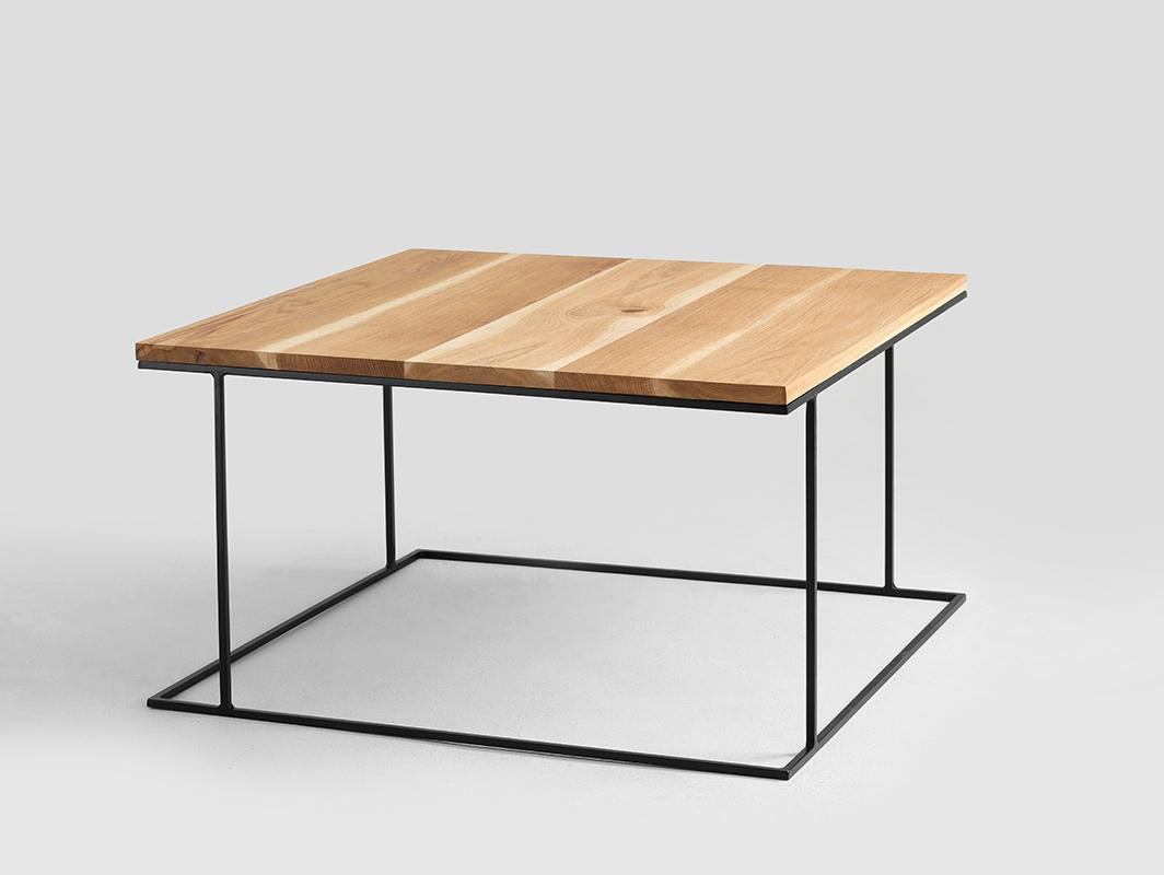 WALT SOLID WOOD 80 konferenční stolek