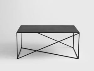 Konferenční stolek MEMO METAL 100x60 small 3