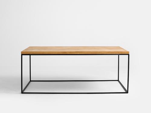 TENSIO SOLID WOOD 100x60 konferenční stolek