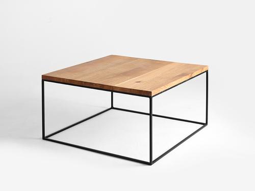 Konferenční stolek TENSIO SOLID WOOD 80