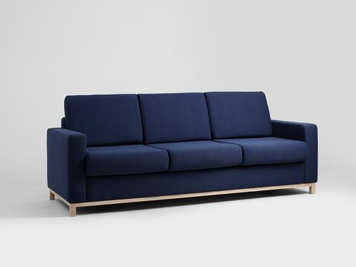 Sofa rozkładana 3 os. SCANDIC