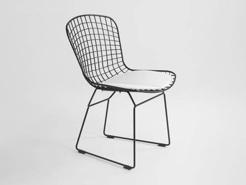 Krzesło WIR - czarny
