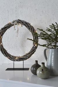 KILSTORP Stolní prsten 35cm šedý small 1