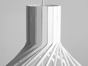 Závěsná lampa VEGA FAT - bílá small 4