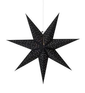 CLARA přívěsek Star 75 Black small 1