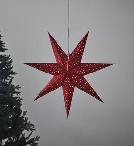 Přívěsek CLARA Star 75 Red small 0