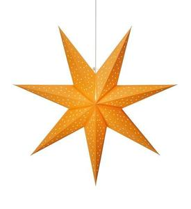 CLARA přívěsek Vánoce 75 Saffron small 1