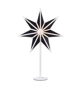 ADELE Tabulka hvězd 45 H65 černá a bílá small 1