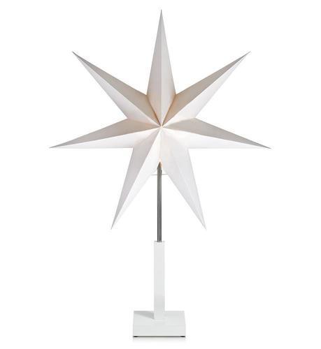 Stůl Duva Paper Star Table 75cm bílý