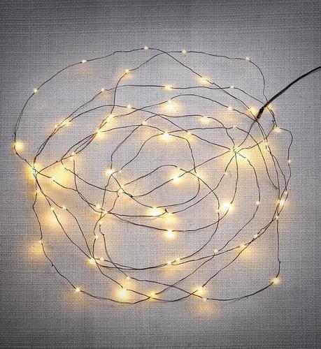FENIX 200 Mini LED světelný řetěz IP44 transformátor
