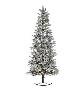 Markslojd GRANLUND Zasněžený zelený vánoční strom 120L 210 cm x 80 cm small 1