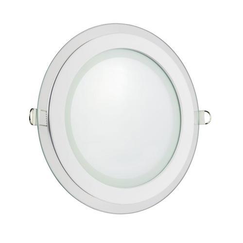 Vodiče Eco LED kulaté 230 V 18 W Ip20 Nw stropní skleněné oko