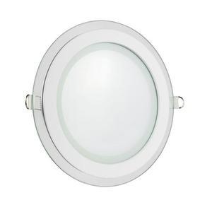 Vodiče Eco LED kulaté 230 V 18 W Ip20 Nw stropní skleněné oko small 0