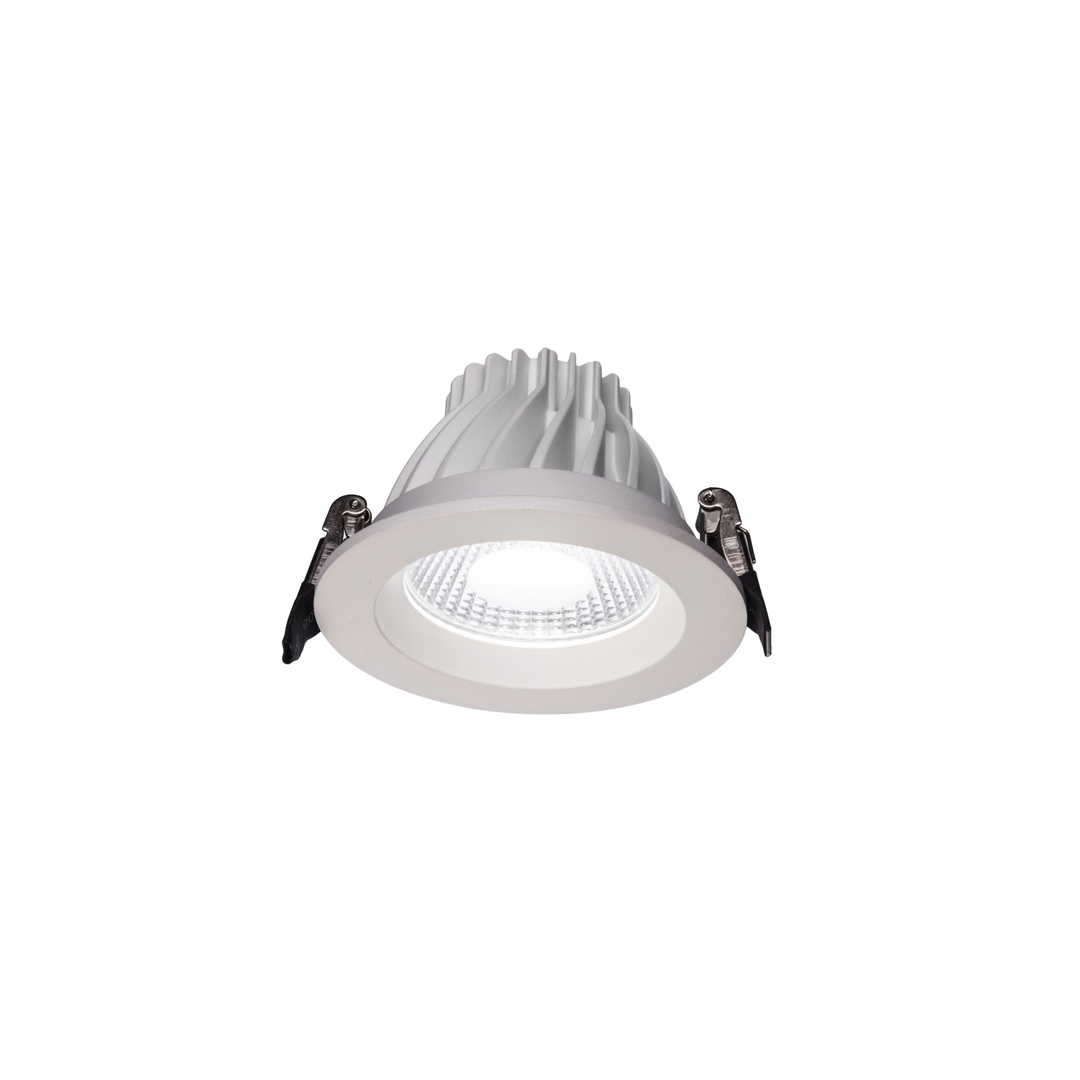 Lacrima Cob Led Downlight 230 V 10 W Ip20 Ww