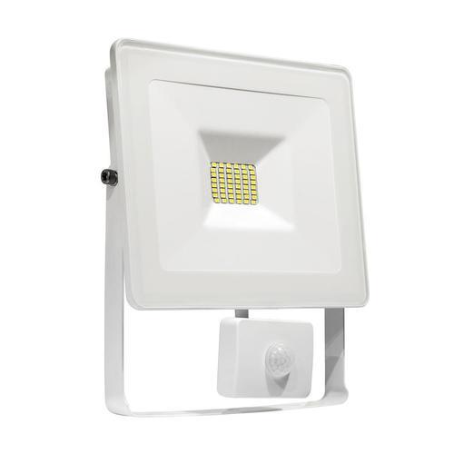 Noctis Lux Smd 120 St 230 V 10 W Ip44 Ww Nástěnná myčka bílá se senzorem