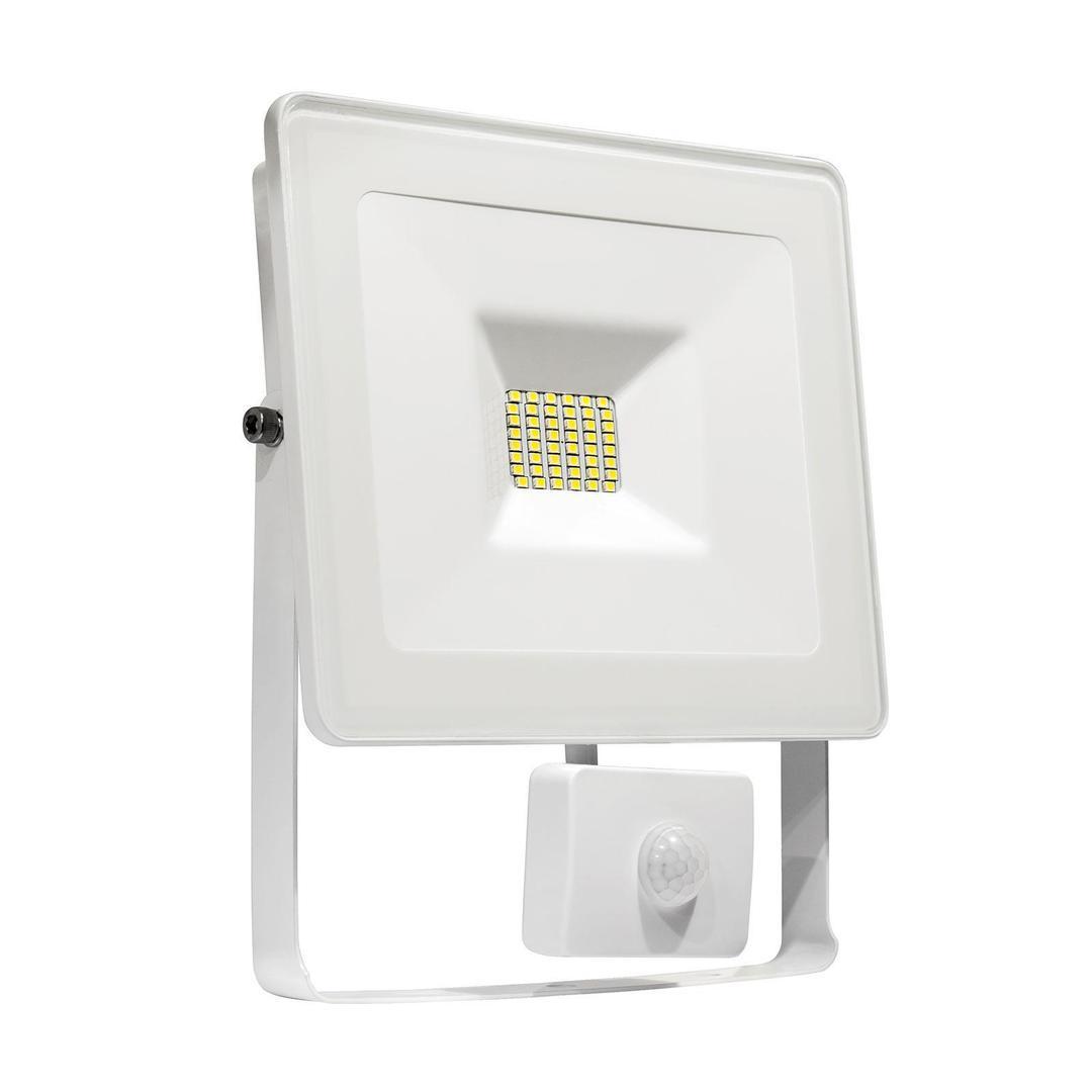 Noctis Lux Smd 120 St 230 V 20 W Ip44 Cw Nástěnná myčka bílá se senzorem