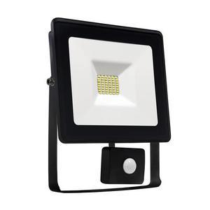 Noctis Lux Smd 120 St 230 V 10 W Ip44 Ww Nástěnná myčka černá se senzorem small 0