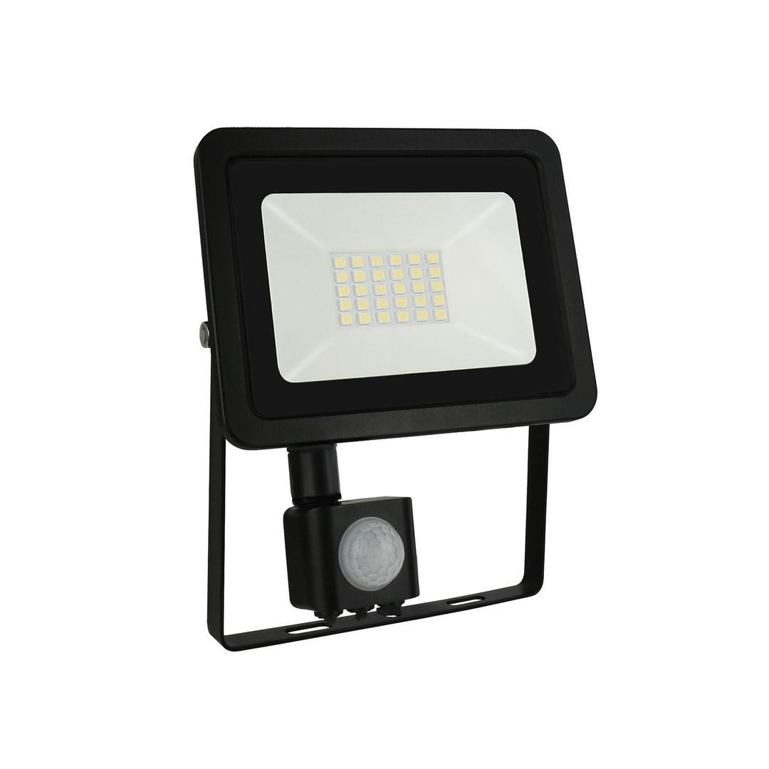 Noctis Lux 2 Smd 230 V 20 W Ip44 Cw černý se senzorem