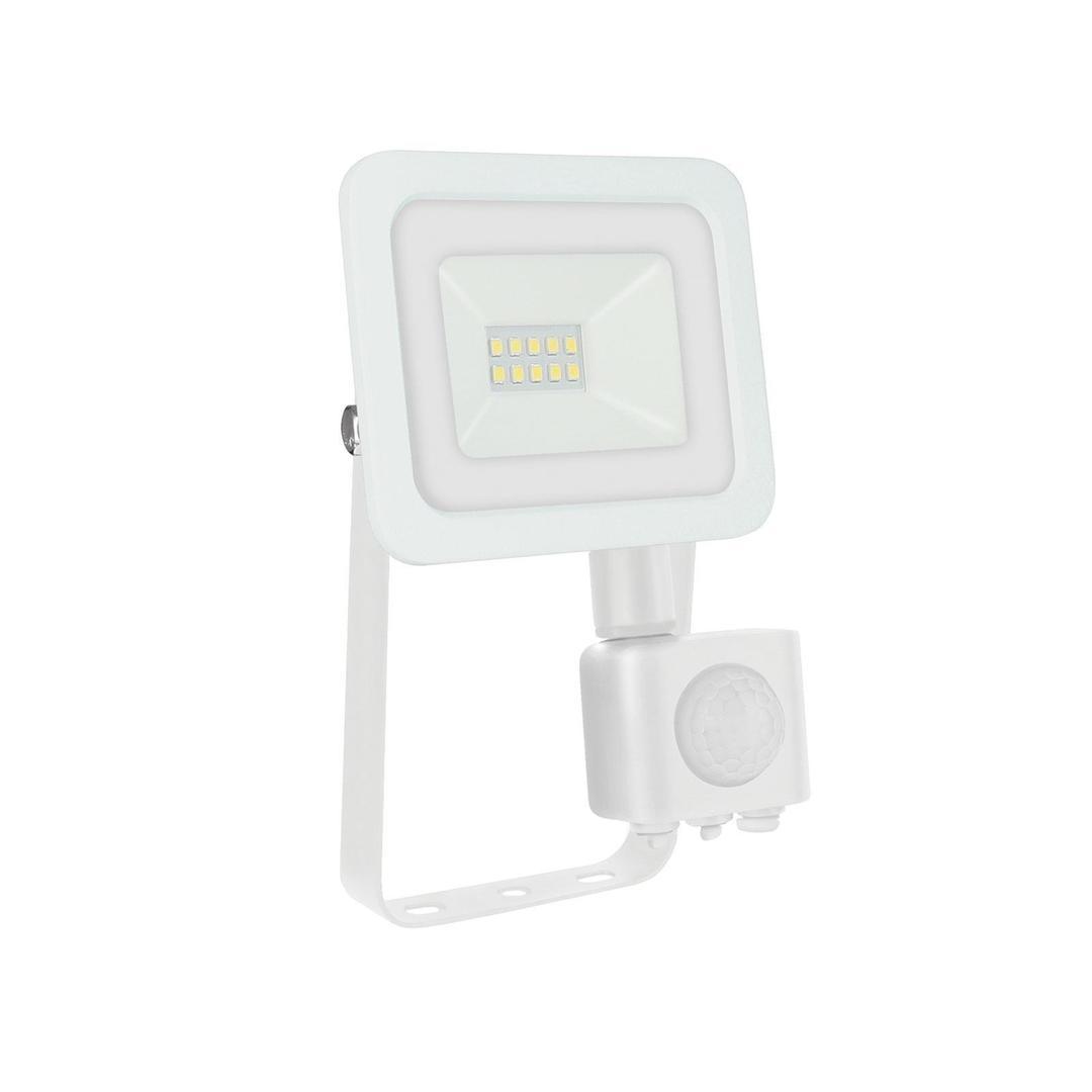 Noctis Lux 2 Smd 230 V 10 W Ip44 Cw bílá se senzorem