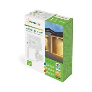 Noctis Lux 2 Smd 230 V 10 W Ip44 Nw bílá se senzorem small 1