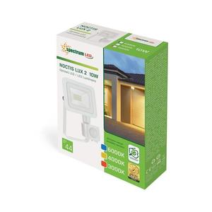 Noctis Lux 2 Smd 230 V 10 W Ip44 Ww bílá se senzorem small 1