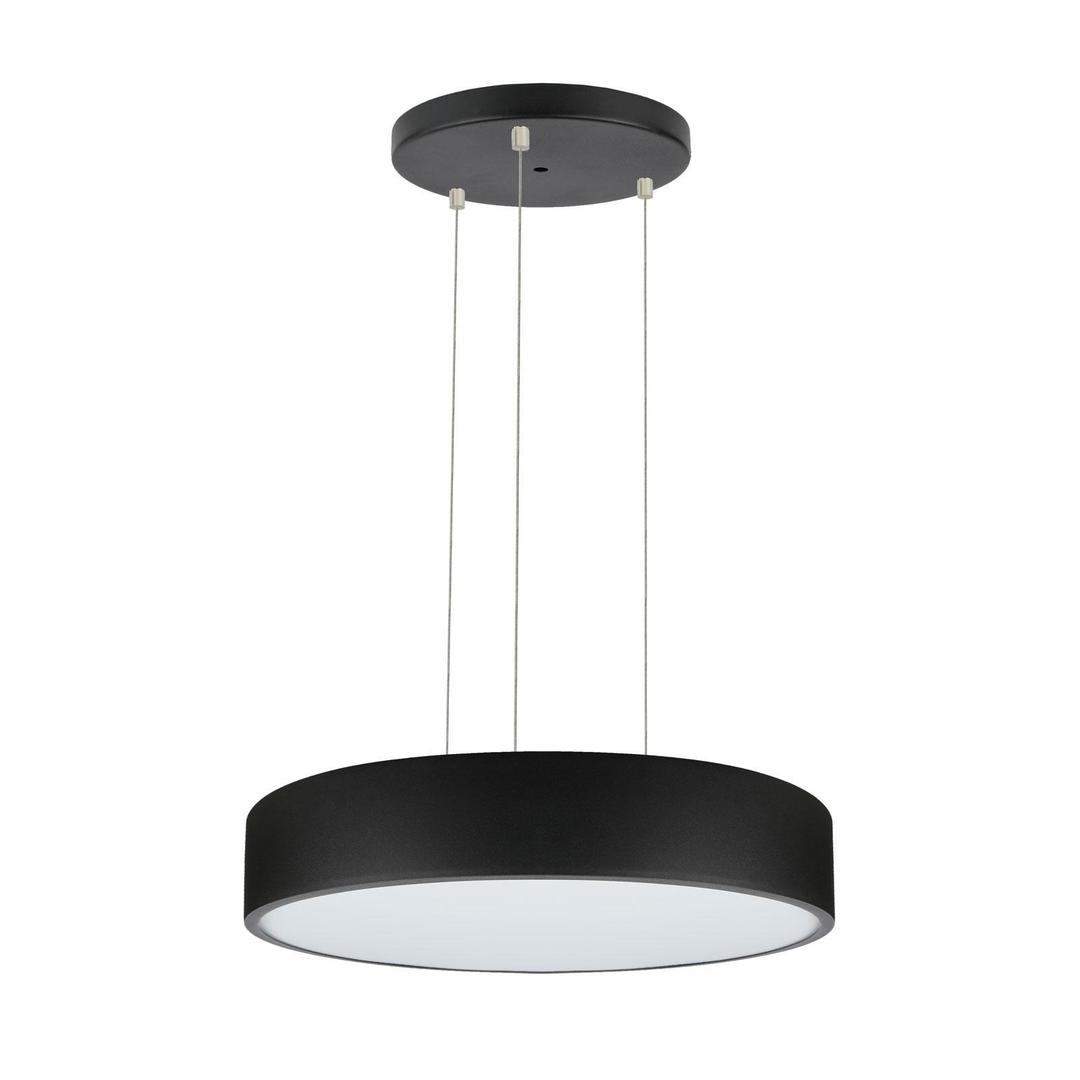 Nymphea Led 230 V 54 W Ip20 Nw Suspended Black