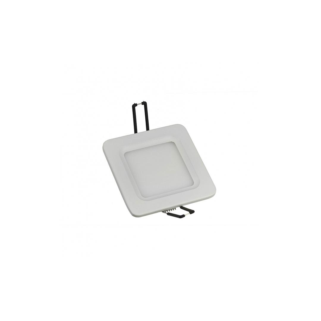 Algine LED 24 V 5 W Ip20 Cw Stropní bílý rám