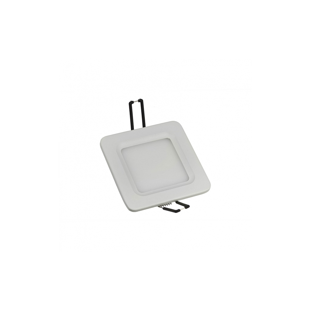 Algine LED 24 V 12 W Ip20 Ww Stropní WHITE rám
