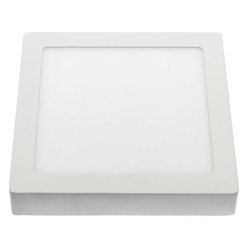 Algine Eco Led Square 230 V 12 W Ip20 Cw Stropní WHITE povrchový rám