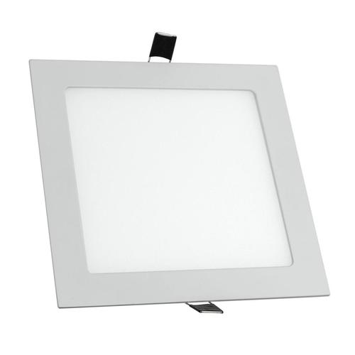 Algine Eco Ii Led Square 230 V 12 W Ip20 Cw Zapuštěná montáž
