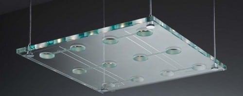Závěsná lampa Fabbian Sospesa D42A01 00