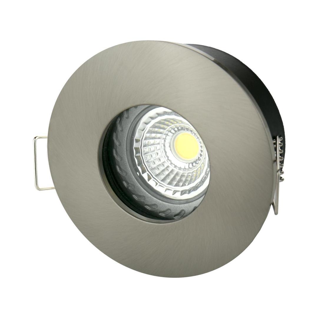 Fi Fi Iv Gu10 kulaté stříbro Ip65