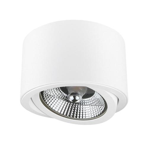 Chloe Ar111 IP20 ROUND WHITE, Moving