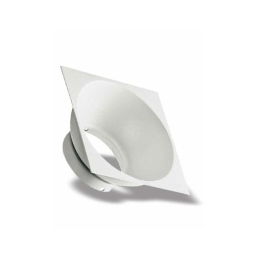 Reflektory Elemento Square White