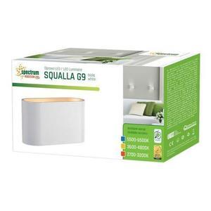 Squalla G9 Ip20 WHITE GOLD small 2