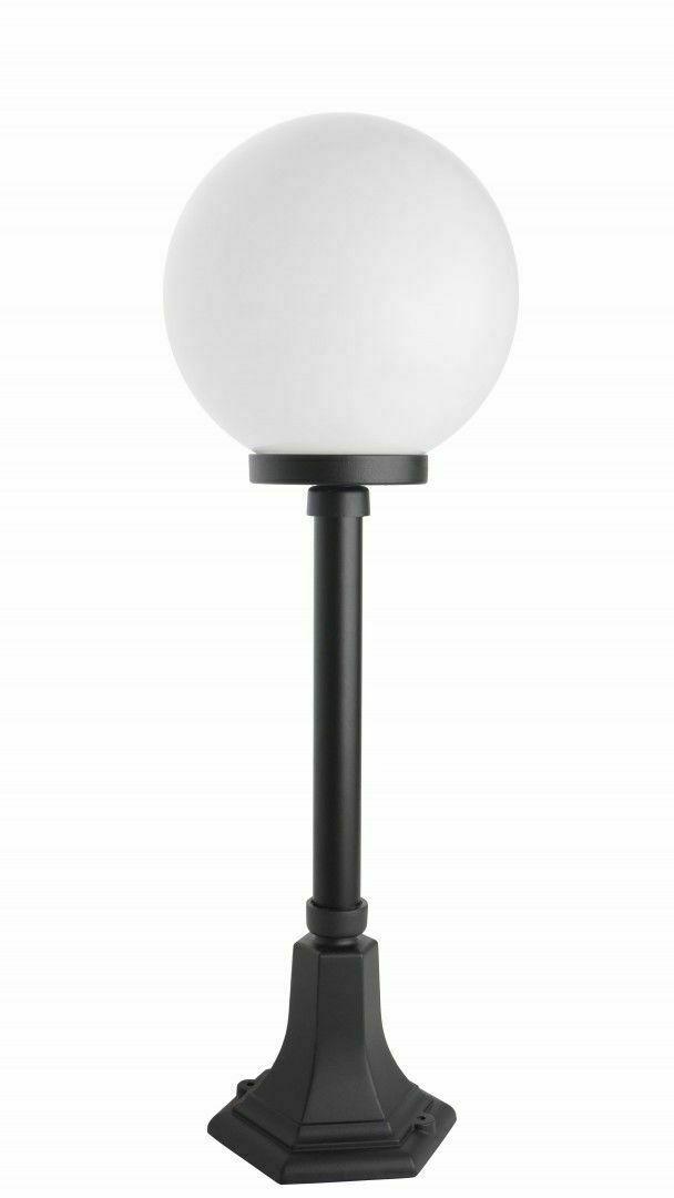 Klasická stojací kulová lampa do zahrady (74 cm)