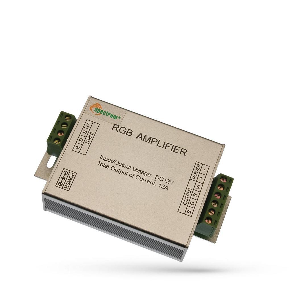Rgb Repeater (zesilovač signálu) 12V pro LED pásky / pro LED pásky Rgb