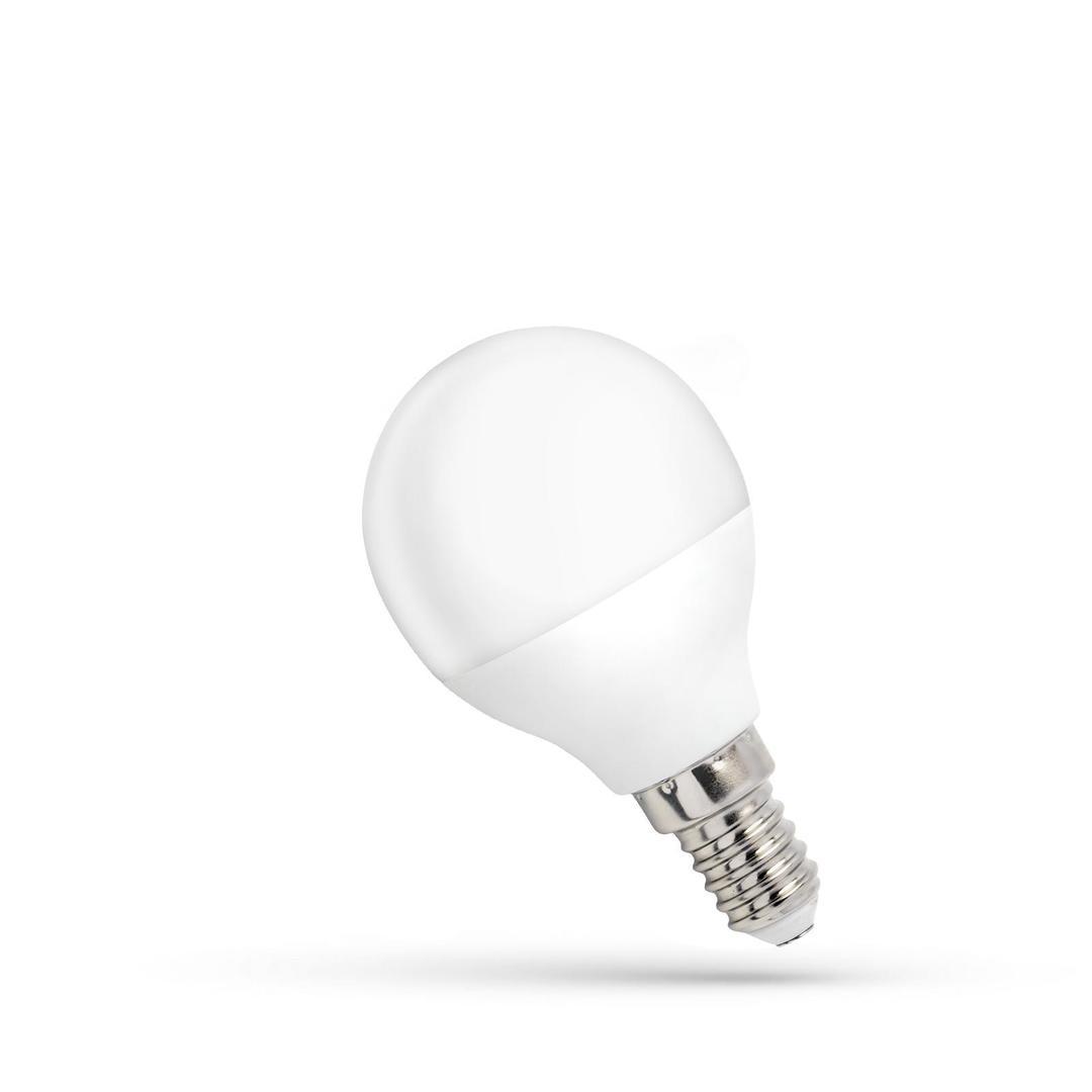 LED koule E14 230 V 4 W Cw Spektrum +