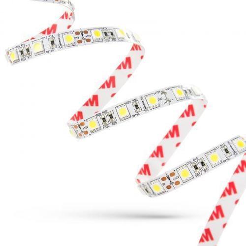 Led pásek 30 W 5050 60 Led Nw 2 roky 1 M (role 5 M) bez krytu spektra